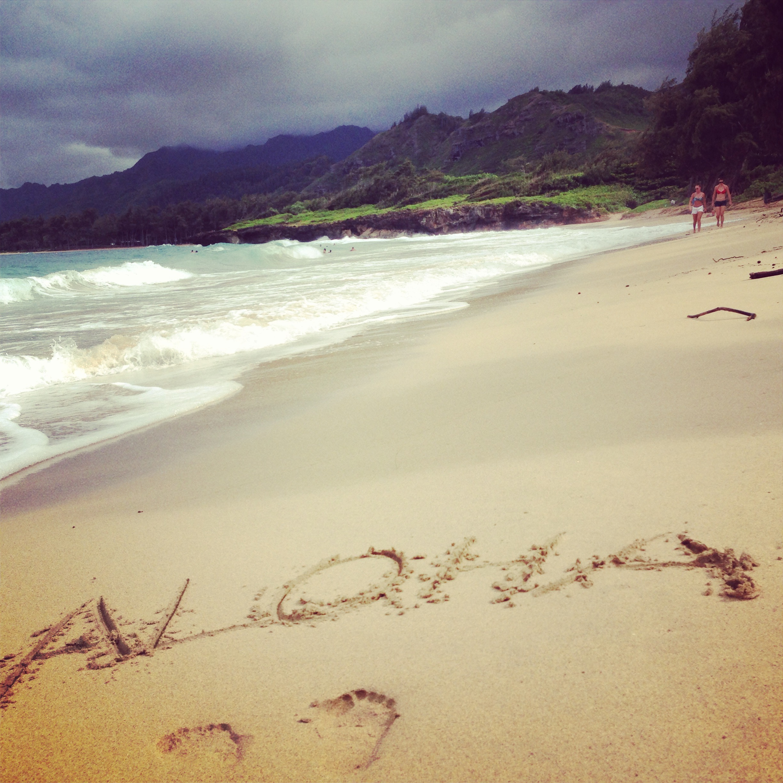 Aloha from Hawaii…