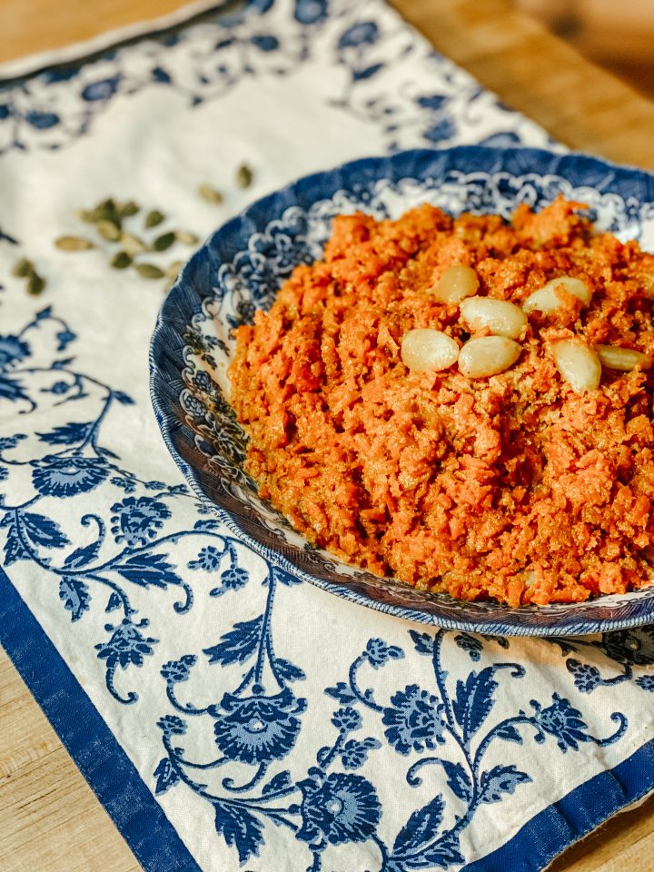Gajar Ka Halwa Recipe (Carrot Pudding)
