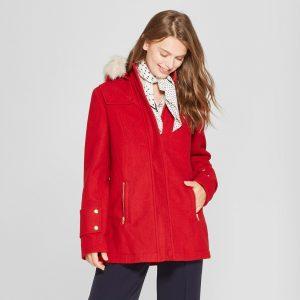 Wool Duffel Coat – Target